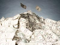 הר דולרים מטח  / צילום: thinkstock